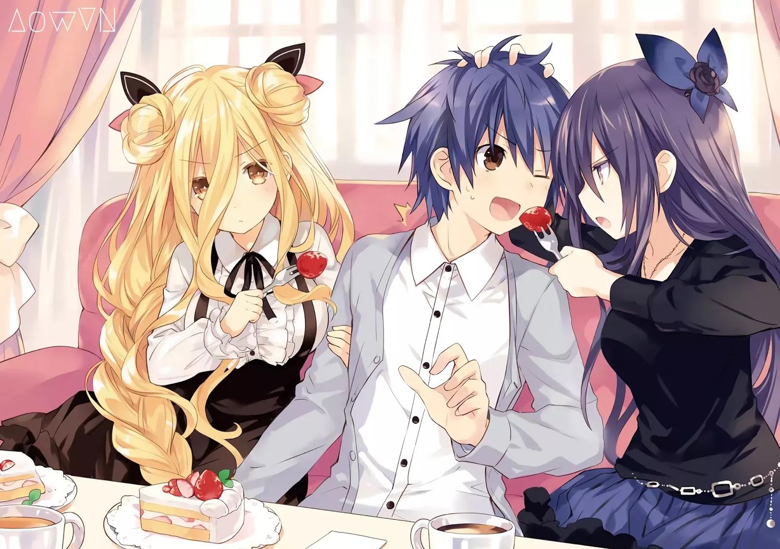 AowVN.org min%2B%25282%2529 - [ Anime 3gp Mp4 ] Date a live SS1 + SS2 + OVA + Movie | Vietsub - Harem Hay