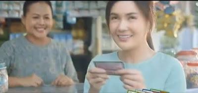 Pemeran Bintang Iklan Dove Seribu (1000)