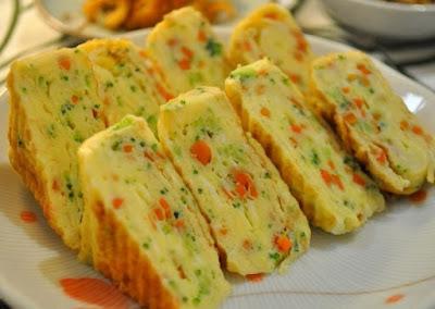 Resep dan Cara Membuat Tamagoyaki