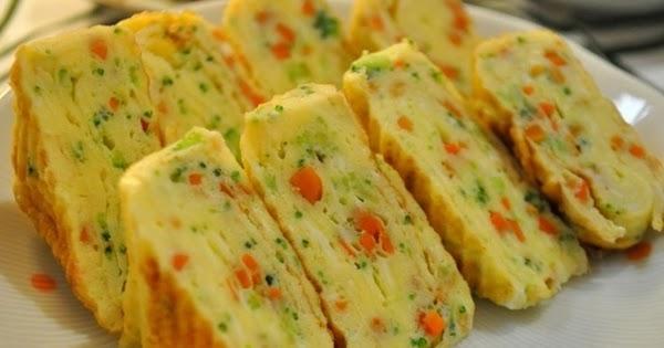 Resep Kue Ikan Jepang: Cara Membuat Tamagoyaki, Telur Dadar Gulung Khas Jepang