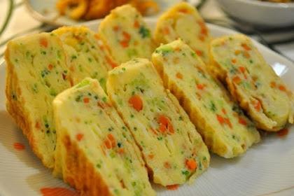 Cara Menciptakan Tamagoyaki, Telur Dadar Gulung Khas Jepang