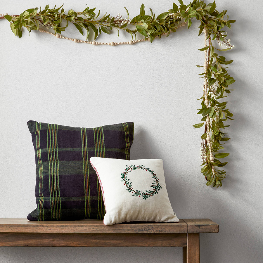 Target Wreaths Home Decor: Hearth & Hand For Target Holiday Preview