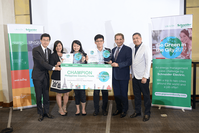 DLSU Student Set To Represent PH In International Energy Competition