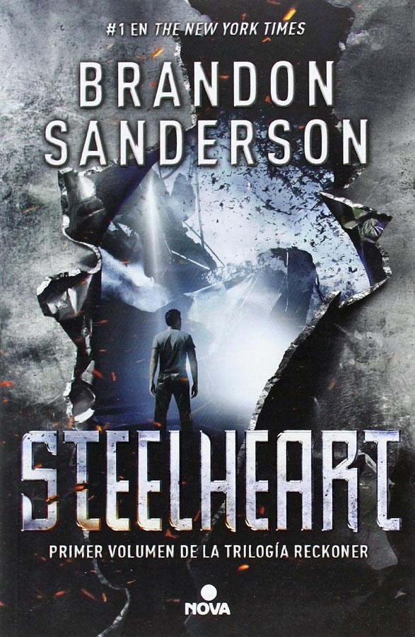 Resultado de imagen de steelheart sanderson