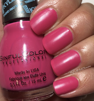 Sinful Colors; Kylie Jenner Trend Matters - Fuchsia U!