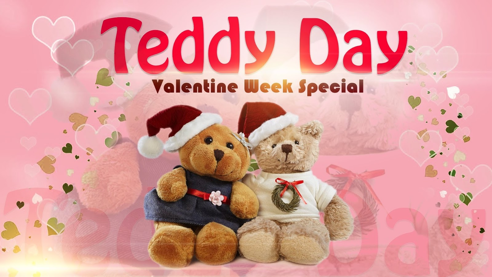 10 february 2018 teddy day history 2018 wishes pics images teddy day cards m4hsunfo