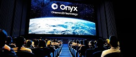 Samsung Onyx . Cinema LED Technology