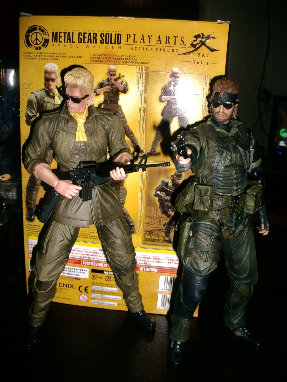 Angels And Summer Play Arts Kai Kazuhira Miller Metal Gear Solid Peacewalker Review ^ miller, greg (december 17, 2009). angels and summer blogger