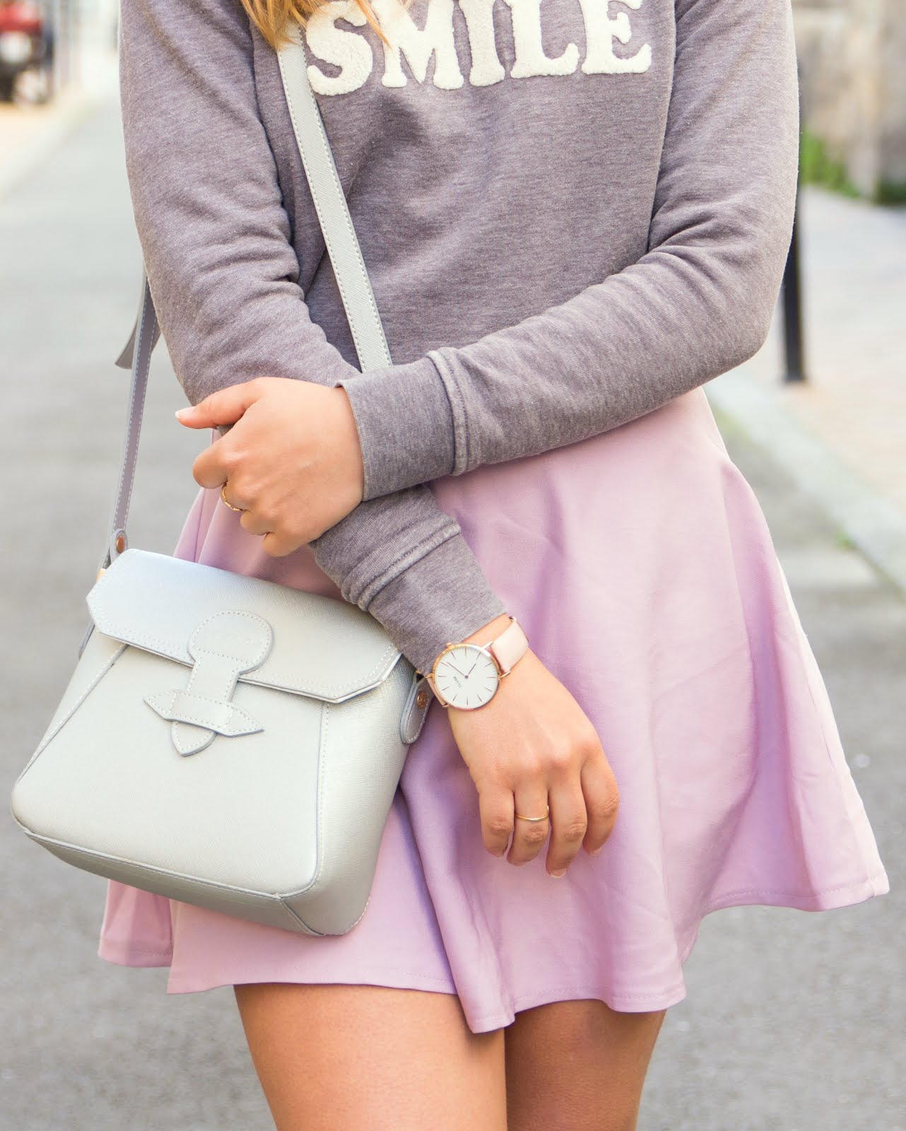 tendance mode violet