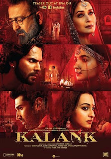 History Bollywood Terbaru Produksi Dharma Productions Review Kalank 2019 Bioskop