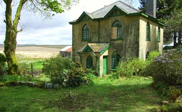 Property For Sale With Land Dartmoor