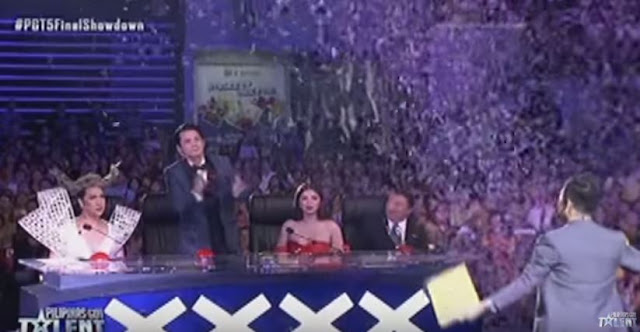 PGT Season 5 Finale: Angel Locsin's Priceless Reaction After A Close Up Magician Blow Her Mind!