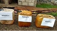 PGR asegura hidrocarburo en Huiloapan Veracruz