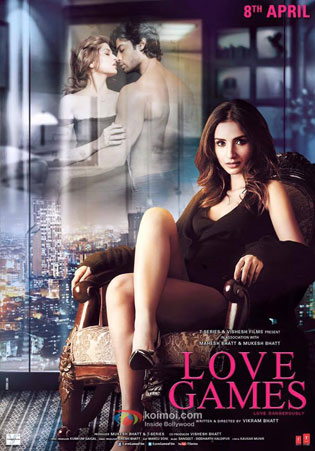Loves Games (2016) Movie Poster