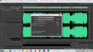 Cara Menghilangkan Suara Vokal Pada Lagu Dengan Adobe Audition CS6