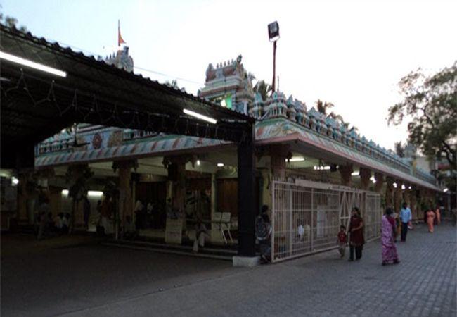 Sri Naga Sai Temple Praharam