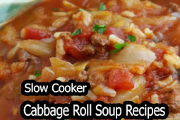 Slow Cooker Cabbage Roll Soup Recipes