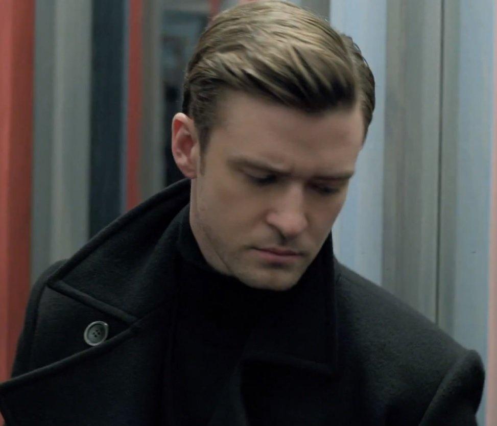 Justin Timberlake New Formal Hairstyle
