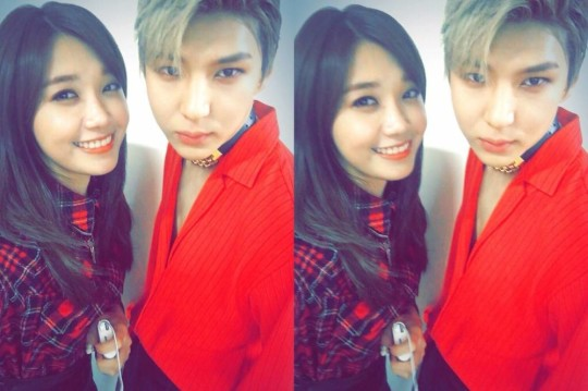 Vixx leo dating girls day sojin