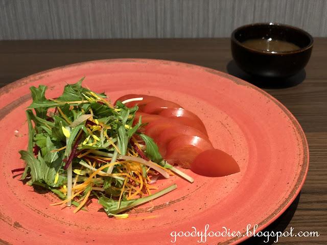 Japan Tomato Salad, Fincch Sushi Room