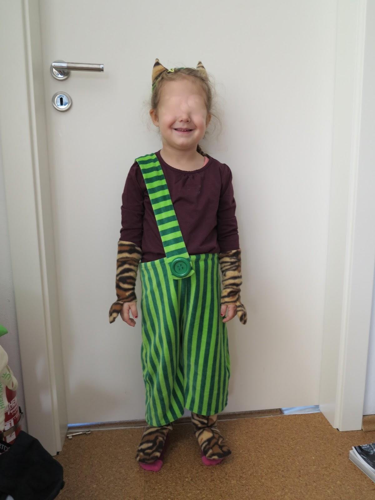 Zauberhaftes - Handgemachtes: Findus Kostüm