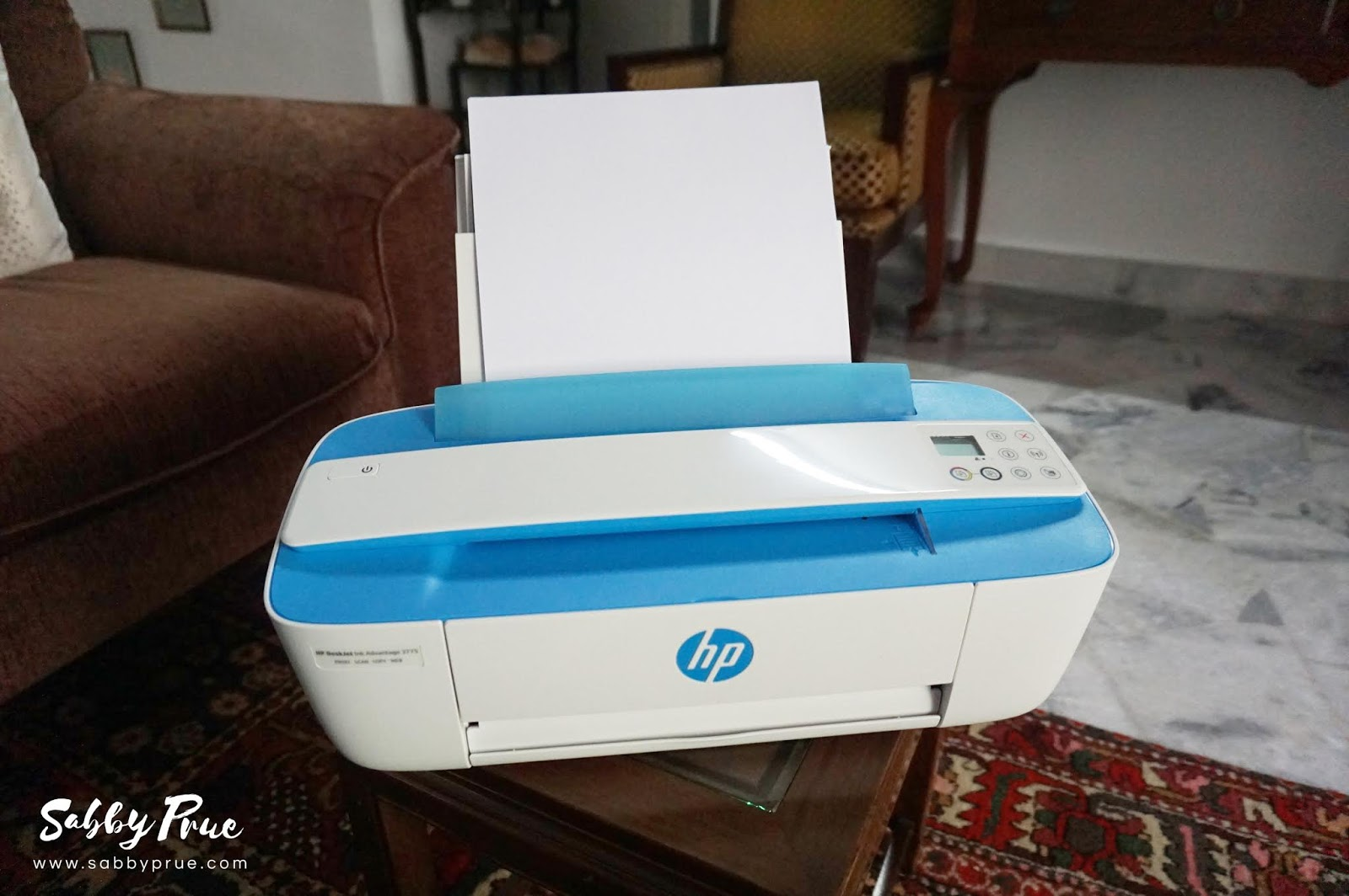 Hp Deskjet Ink Advantage Printer To Rescue Kids From Their Homework 3775 All In One Is A Sleek And Compact Which Makes It Suitable Be Used By Of Course Younger Children Needs