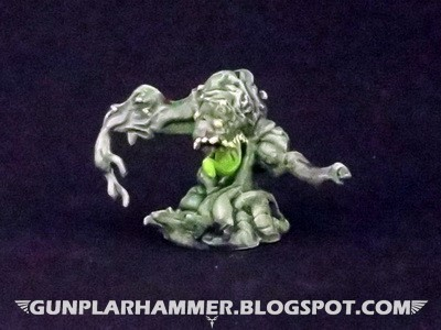Painted fig Shoggoth Cthulu pandemic