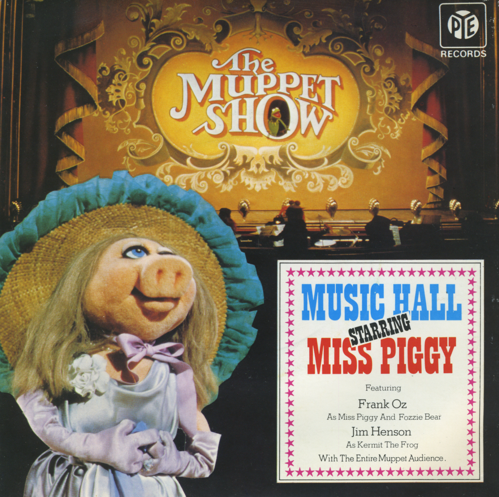 f8b285e30c2 After their top 10 hit with 'Halfway down the stairs' in the summer of  1977, the Muppets followed that single up with an EP featuring four songs.