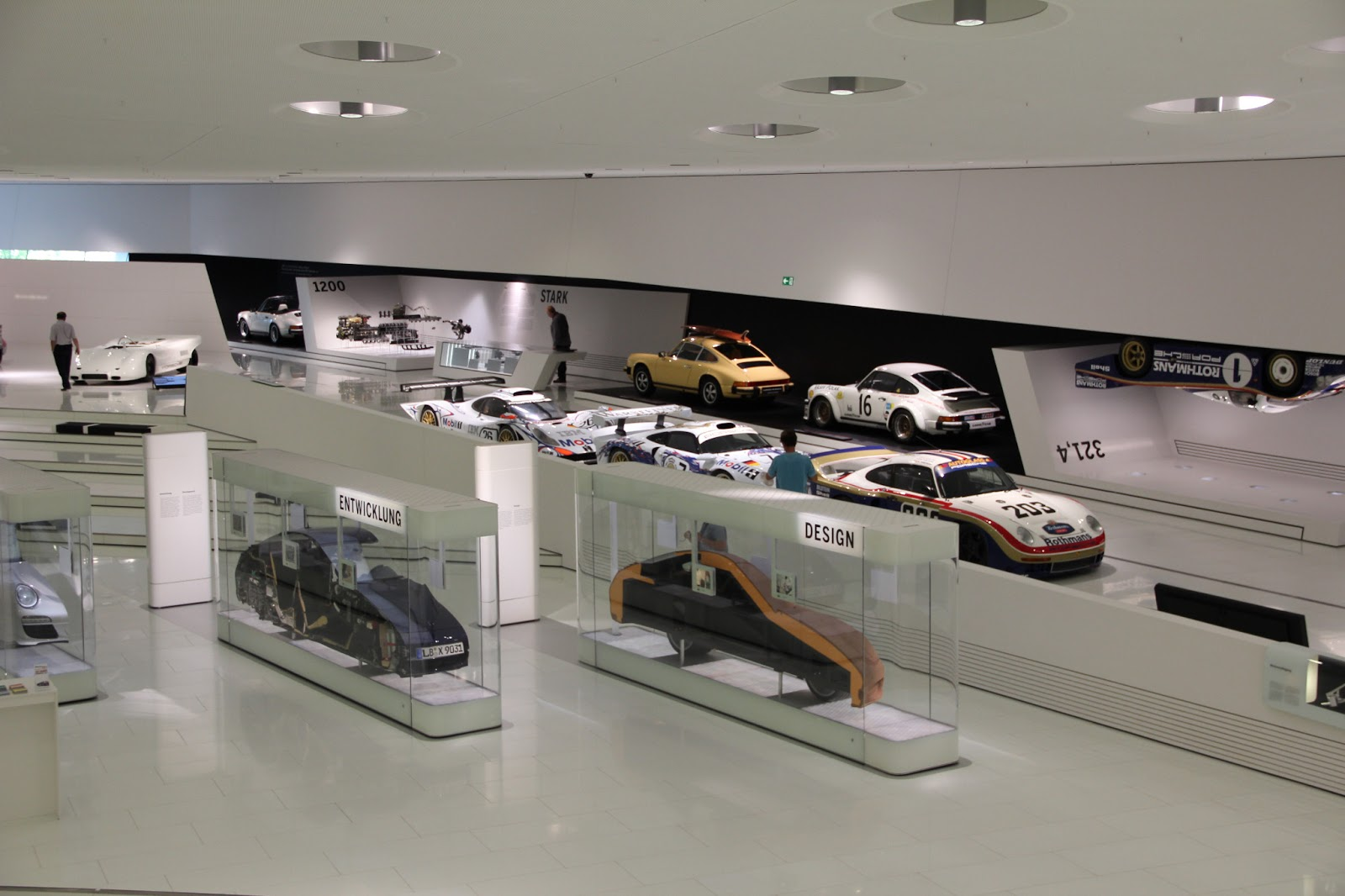 Design Studio Stuttgart Studio Sabotage Blog Porsche And Mercedes Benz Museums