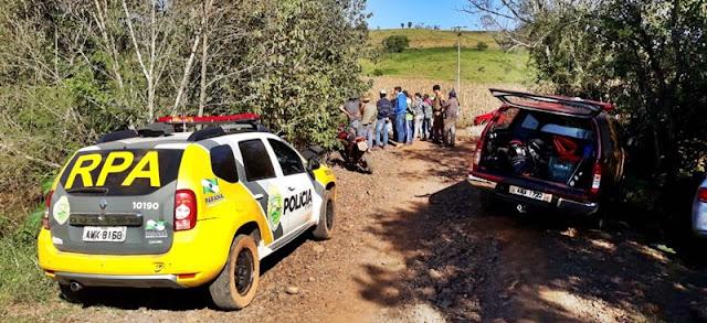 Nova Cantu: Buraco em ponte causa tragédia na madrugada deste sábado