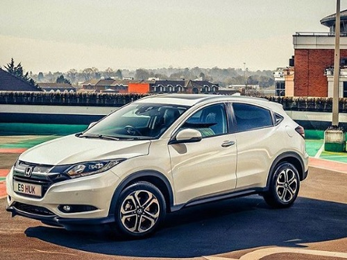 Honda HR-V  review spec spesifikasi terbaru