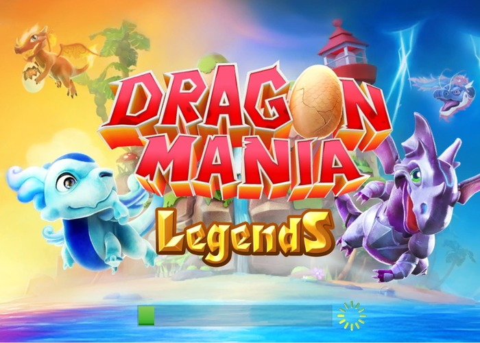 dragon mania legends apk mod for android