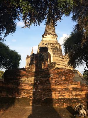 Visiter Ayutthaya un après midi les essentiels