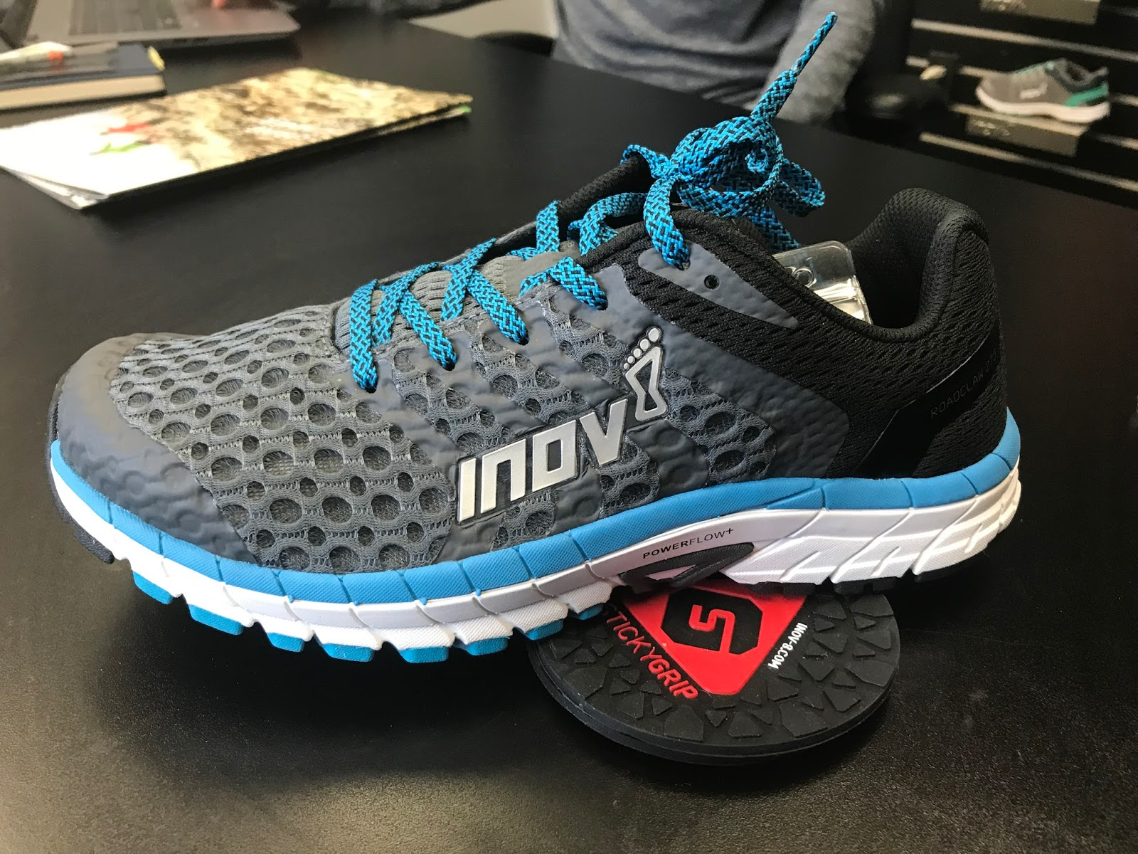 ed425944f7e The RoadClaw 275 v2 is Inov-8 s core road trainer. I tested v1 and found it  lumpy and quite harsh underfoot with considerably more stitching than the  new v2 ...