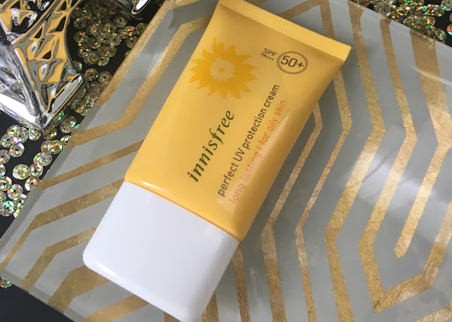 Innisfree Perfect UV Protection Cream for Oily Skin SPF 50+ PA ++++
