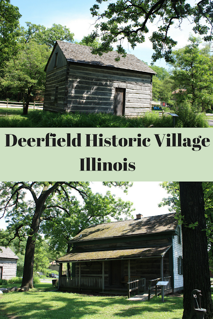 Deerfield Historic Village in Deerfield, Illinois