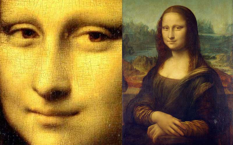 The Secret Mystery Of Monalisa Painting