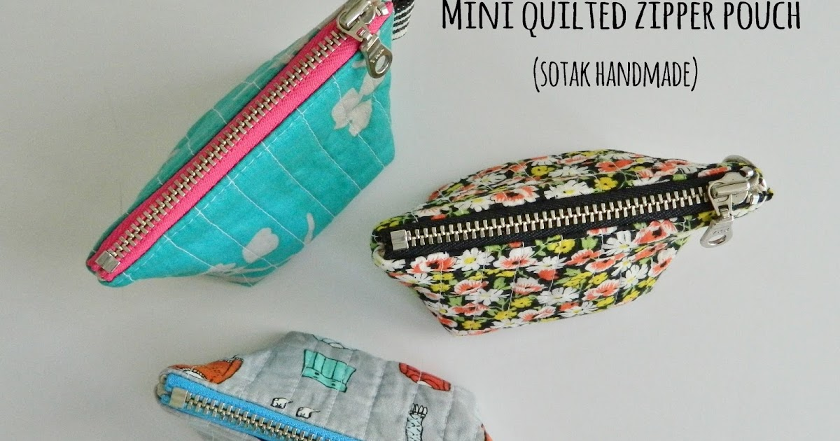 Zippered Book Cover Pattern Free : S o t a k handmade tutorials