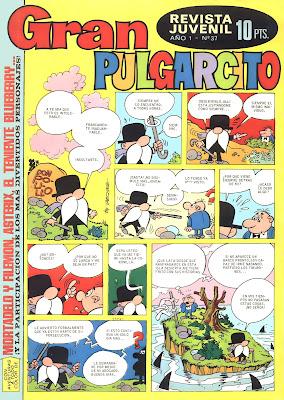 Don Polillo, Gran Pulgarcito nº 37 (6 de octubre de 1969)