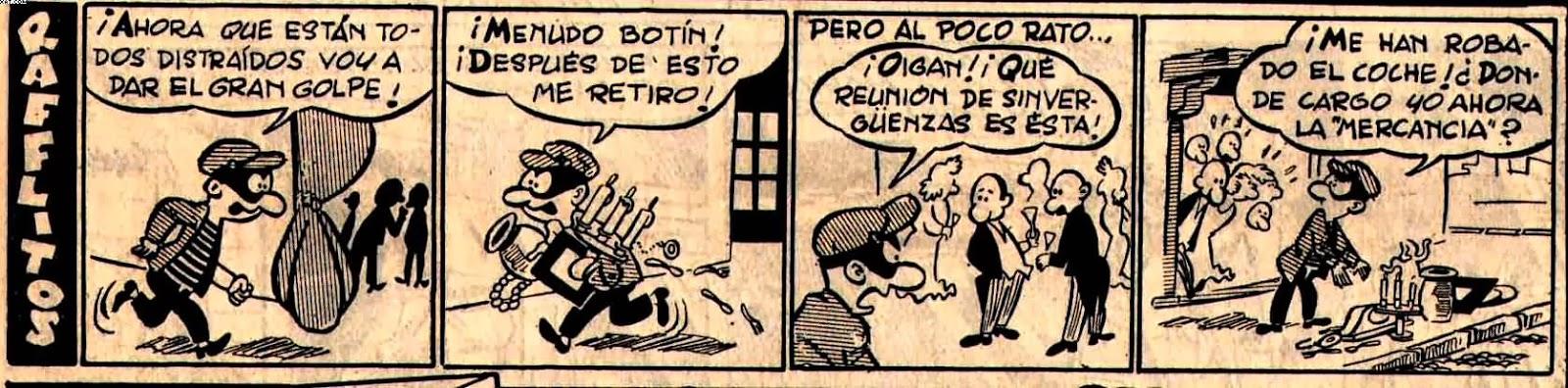 Rafflitos, La Risa 2ª época 84