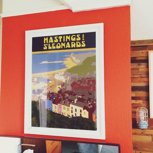 Hastings, FashionFake, UK lifestyle bloggers