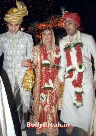 Ridhima married Delhi-based businessman Bharat Sahni, Kapoor Family Pics, Kapoor Family Chain, Origin, Caste, Family Tree - Nanda, Jain