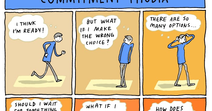 Commitment phobia
