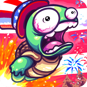 Suрer Toss The Turtle apk mod