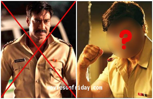 Singham 3: Not Ajay Devgan, this superstar will become Singham