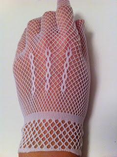 beyaz file eldiven satın al