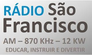 Rádio São Francisco AM 870 - São Francisco do Sul/SC