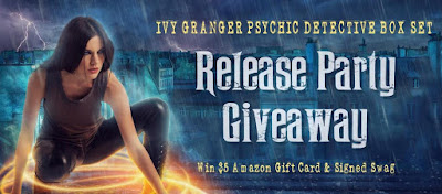 Ivy Granger Urban Fantasy Box Set Release Party Giveaway