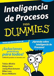 Libro en pdf Inteligencia de procesos para dummies AA VV
