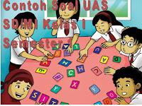 Contoh Soal UAS SD Kelas 1 Semester 1 Mata Pelajaran IPA Format Microsoft Word